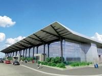 Ярославский: Реконструкция харьковского аэропорта идет с опережением графика