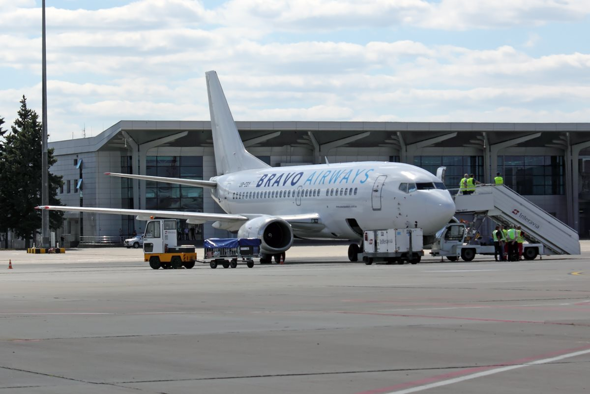 Scheduled Flights To Lublin Were Launched The Airport