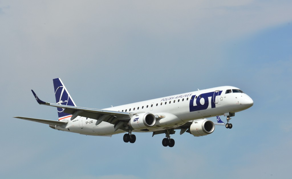 LOT Airlines has announced a sale of tickets from Kharkiv